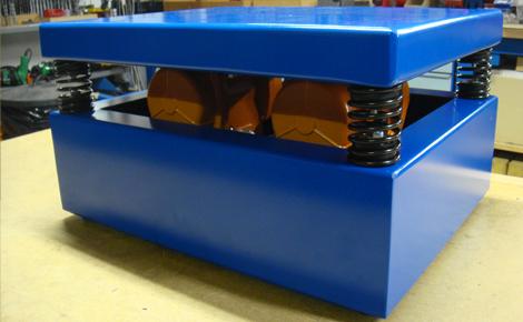 Vibelec transporteur vibrant for Table vibrante